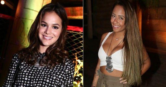 """Ex-namorada de Neymar se declara para ex-cunhada """"Te Amo"""" http://angorussia.com/entretenimento/fama/ex-namorada-de-neymar-se-declara-para-ex-cunhada-te-amo/"""