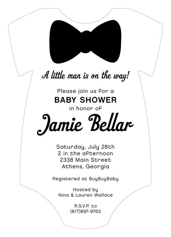 126 best Baby Shower Invitations for Boys images on Pinterest - best of invitation maker needed