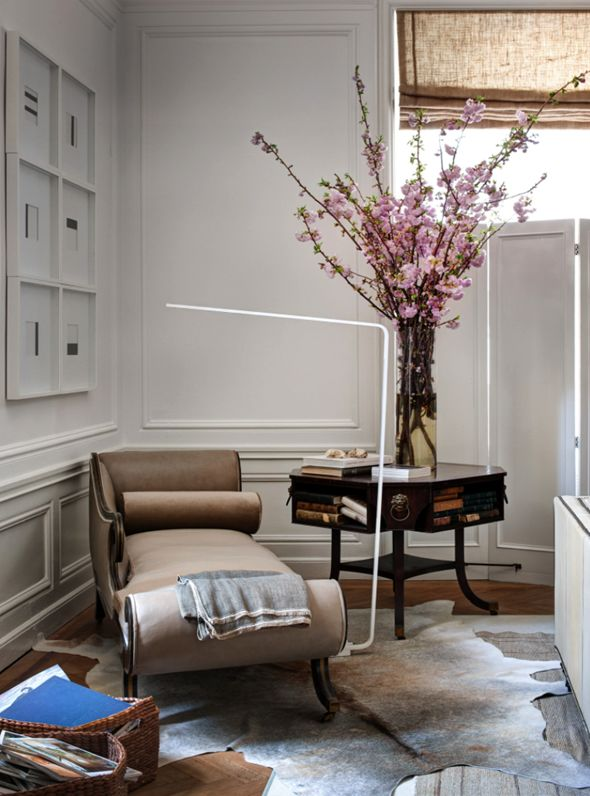 Fabulous Room Friday 05.02.14 | Darryl Carter via the Kips Bay Decorator Showhouse