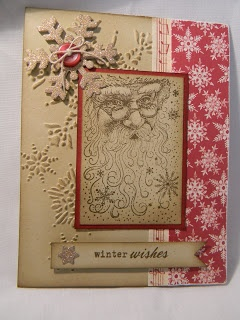 Marcia's Stampin' Pad: Winter Wishes