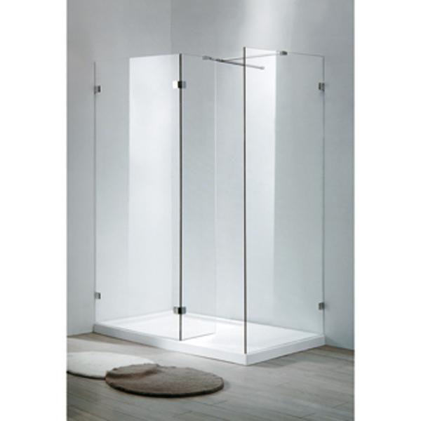 Les 155 meilleures images propos de salle de bain maison facile sur pinte - Paroi de douche acrylique ...