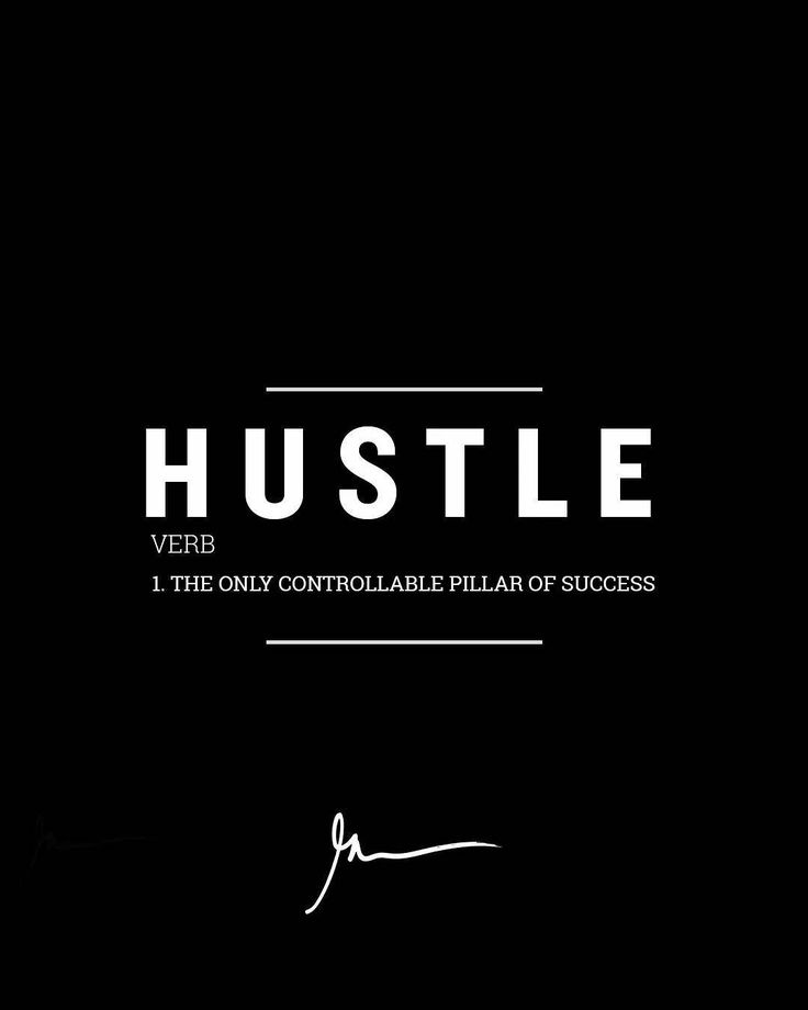 Love this from @garyvee. It's my new phone background and reminder to get shit done!