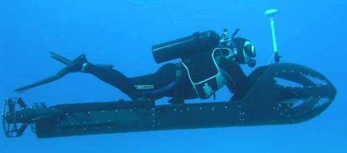 Sea Shadow: Kendaraan Tempur Bawah Air Kopaska TNI AL | wisbenbae