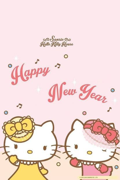 Hello Kitty ♥ New Year