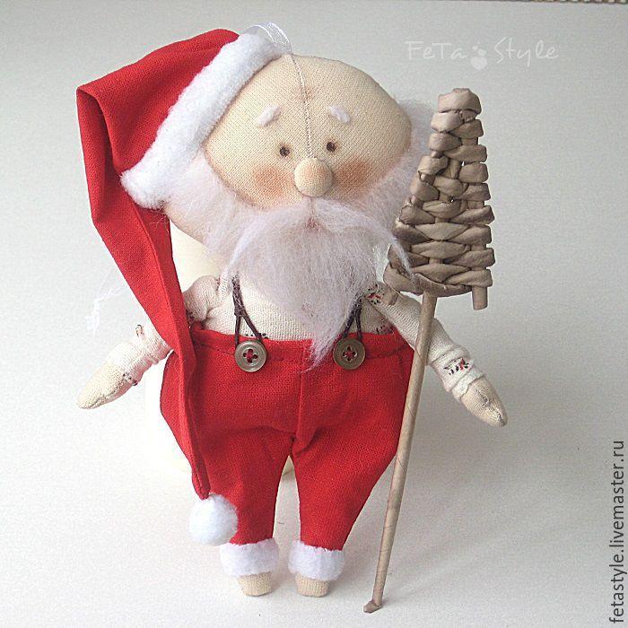 Купить Mr Claus Елочная игрушка - санта, mr claus, санта клаус, маленький санта