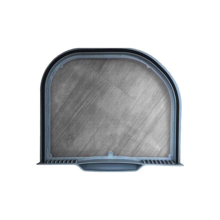 Crucial LG Dryer Lint Filter, Part # 5231EL1001C (dryer lint filter), Silver (Plastic)