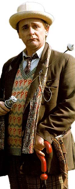 Sylvester McCoy portrayed the seventh incarnation of the Doctor from the beginning of Time and the Rani (1987) to Doctor Who the TV movie (1996).