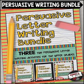 Best 25+ Persuasive letter ideas on Pinterest Persuasive letter - Persuasive Letter Example