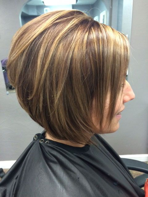 HOW TO: The Classic Bob With Classic Highlights   Heidi Porath Hair!