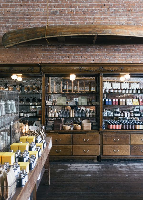 Old Faithful Shop - located in historic Gastown district of Vancouver