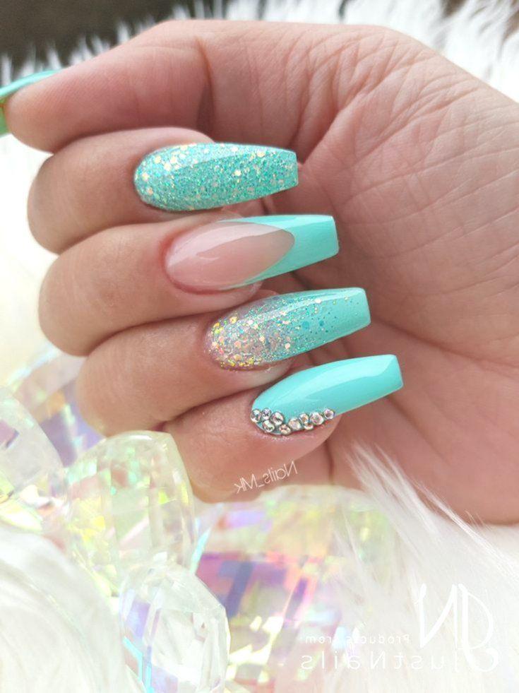 Blaue Nägel #blaue #nagel