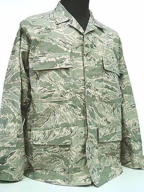 Funsport Large US UCP ACU COMBAT Army USMC Woodland Digital MARPAT Shirt Hemd L Airsoft