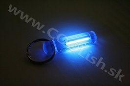Originálny darček Glow ring – nekonečné svetlo modré http://www.coolish.sk/sk/vynalezy-gadgety/glow-ring-nekonecne-svetlo-modre