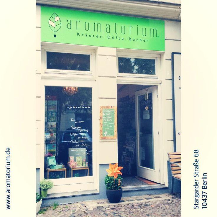 Unser Laden in der Stargarder Straße 68 in 10437 Berlin Prenzlauer Berg.
