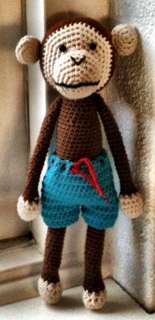 Knuffies Gratis Patroon Hekel Pinterest Crochet Crochet