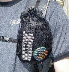 Zpacks Ultralight Backpacking Gear - Shoulder Pouches