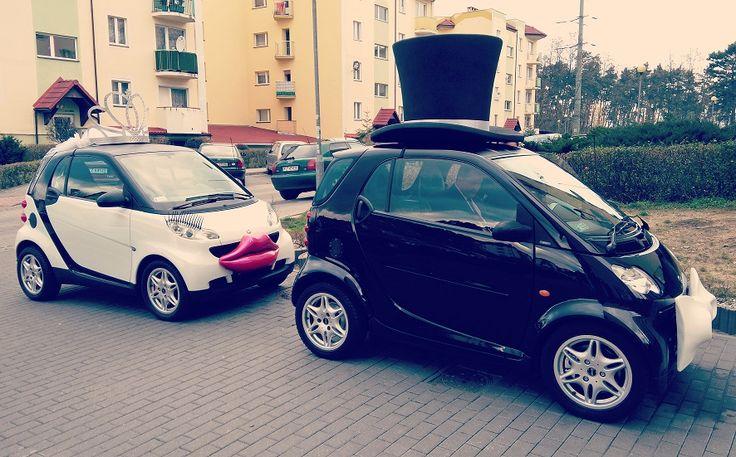 weddingcar marry wedding married smartcar
