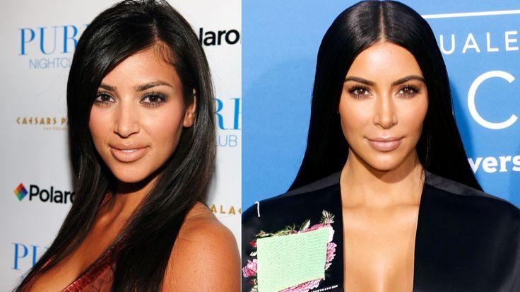 Kim Kardashian: 2006 & 2017