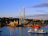 <p>Photo: Ferryboat, Stockholm</p>