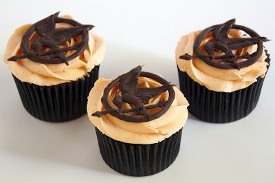 Catcakes - Repostería Creativa: Cupcakes para Los juegos del hambre