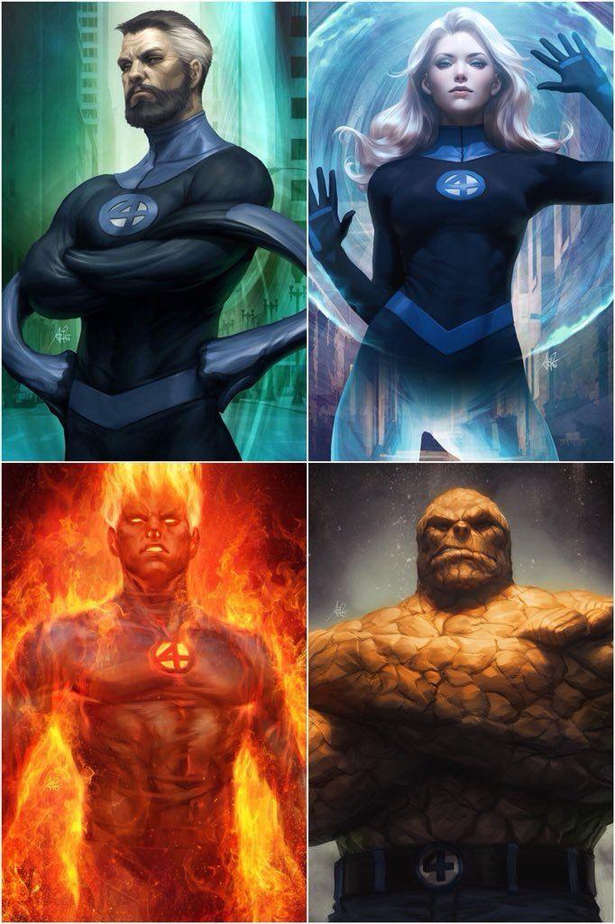 Pin By Engineered Happiness On Cool Fantastic Four Marvel Marvel Superheroes Marvel Comics Art