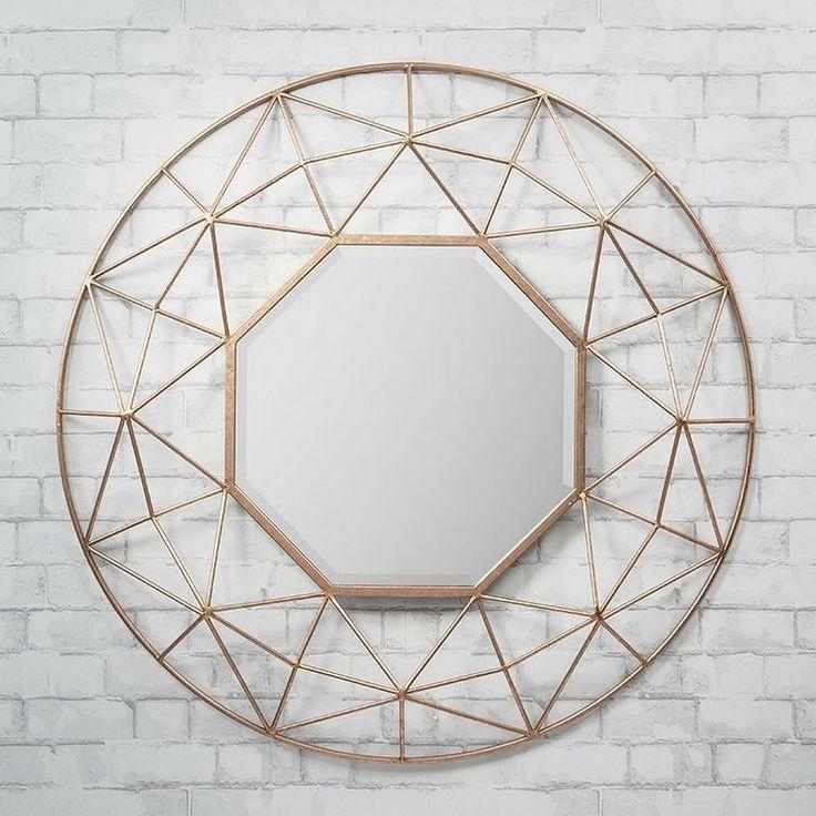 Wenn ihr auf der Suche nach einem wahren Hingucker für euer Zuhause seid dann seid ihr hier genau richtig! Entdeckt diesen edlen Spiegel mit einzigartigem 3D Metarahmen und verschönert eure Wände! Link in Bio   HQQ5275 . . . . #wayfairde #homedecor #homeinspo #homedecoration #newhome #homeideas #decoration #homesweethome #houseandhome #ilovemyhome #decorate #interior123 #interior4all #interior9508 #passion4interior #finditstyleit #möbeldesign #möbel #inneneinrichtung #deko #spiegel…