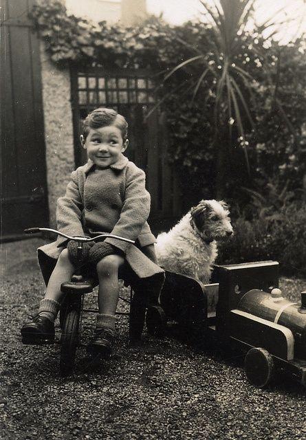 Vintage Cuteness: