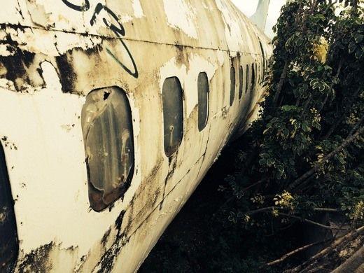 The Wreck of Air Aruba P4-YSA – Willemstad, Curaçao | Atlas Obscura