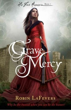 In the 15th-century kingdom of Brittany, Ismae escapes from  the brutality of an arranged marriage into the sanctuary of the  convent of St. Mortain. There she learns that the god of Death  has blessed her with dangerous gifts--and a violent destiny.  A touch of history, fantasy and adventure.