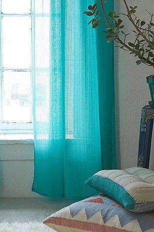die besten 25 gardinen t rkis ideen auf pinterest gardinen k che t rkis t rkise vorh nge und. Black Bedroom Furniture Sets. Home Design Ideas