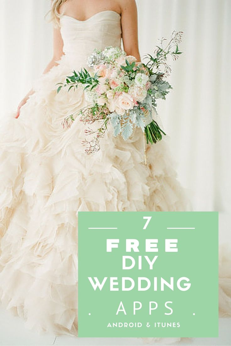 The DIY Wedding Planner Apps Curate All Of Best Resources From Internet Into
