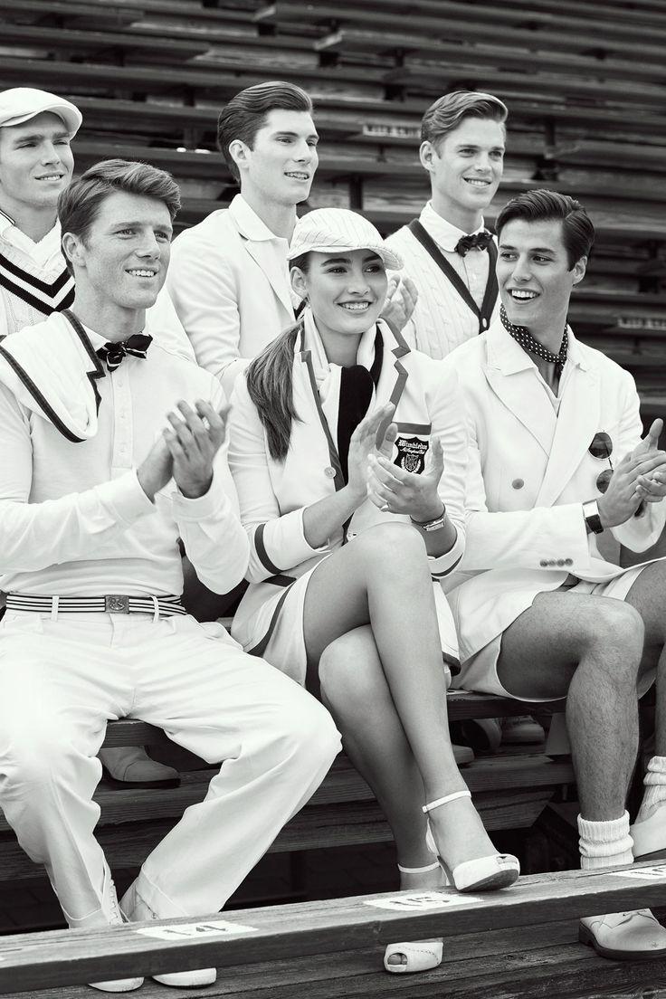 Sneak peek at the new Wimbledon collection