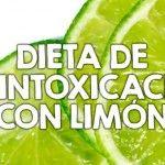 Dieta de desintoxicación con limón
