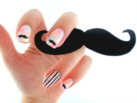 hola niñas que lindo diseño de uñas para este verano :)
