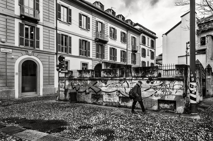 Photograph Milano - via Porlezza by Silvano Dossena on 500px