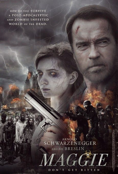 Maggie 2015 Movie Review - Arnold Schwarzenegger - Beyond The Trailer | Jerry's Hollywoodland Amusement And Trailer Park