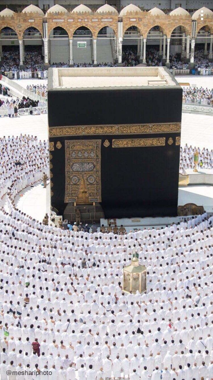 Those Who Spend Their Wealth In Allah S Way By Night And By Day Secretly And Publicly They Will Have Their Reward Mecca Kaaba Mecca Islam Mecca Madinah