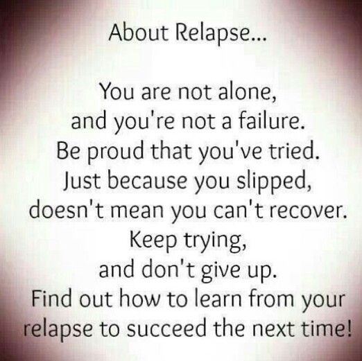 Sad Quotes About Depression: Best 25+ Relapse Quotes Ideas On Pinterest