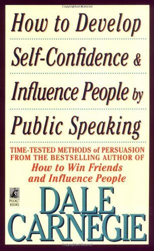 Bestseller Books Online How to Develop Self-Confidence And Influence People By Public Speaking Dale Carnegie $7.99  - http://www.ebooknetworking.net/books_detail-0671746073.html