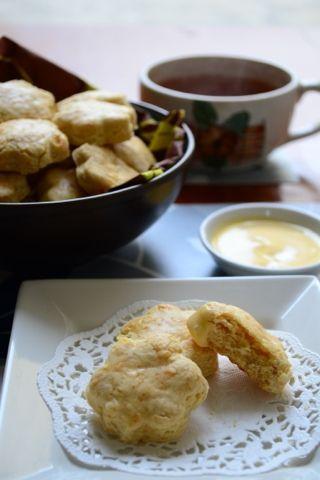 Mini cheese scones #homemade #baking # breakfast