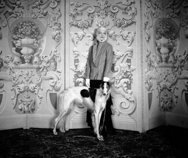 Georgia Sitwell, Renishaw, 1930 Picture: The Cecil Beaton Studio Archive