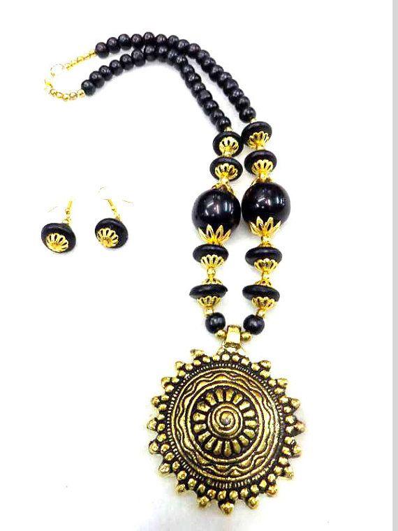 Statement Necklace/ Multi Strand Necklace/Chunky Necklace/Beaded Necklace/Bib Necklace/Beaded Jewelry
