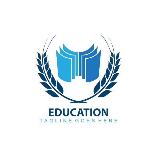 Education Logo Vector Image Logo Symbol Image Png And Vector With Transparent Background For Free Download Education Logo Education Logo Design Vector Logo