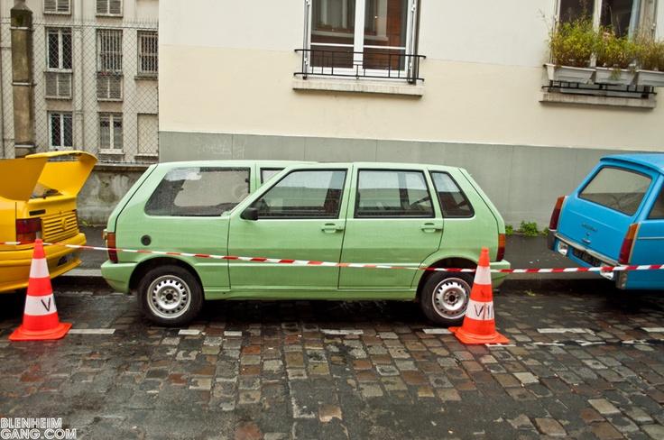 MICHEL GONDRY — CARS — FIAT UNO