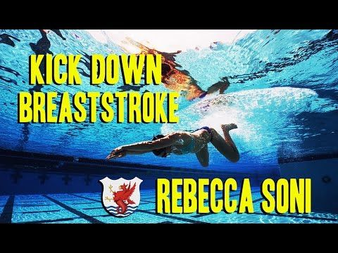 Michael Phelps & Bob Bowman - Breaststroke Kick - YouTube