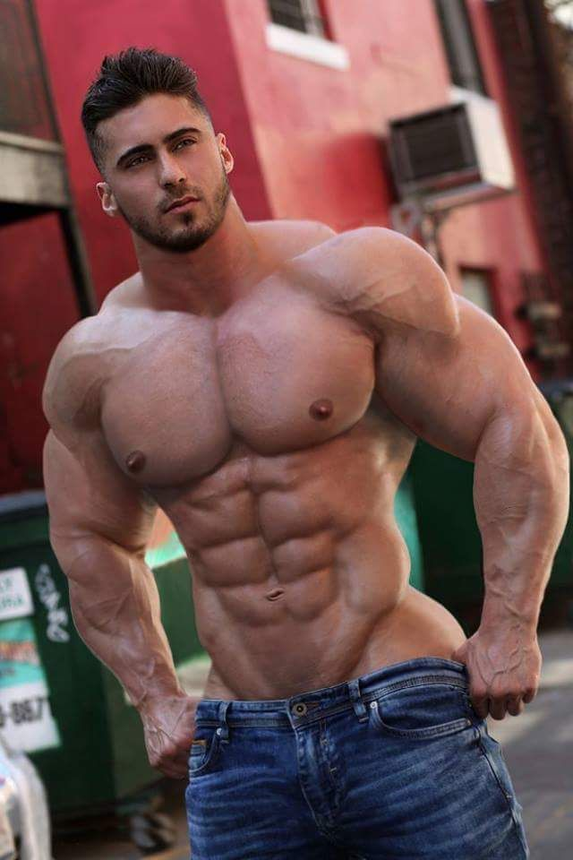 from Luciano big gay muscle dudes