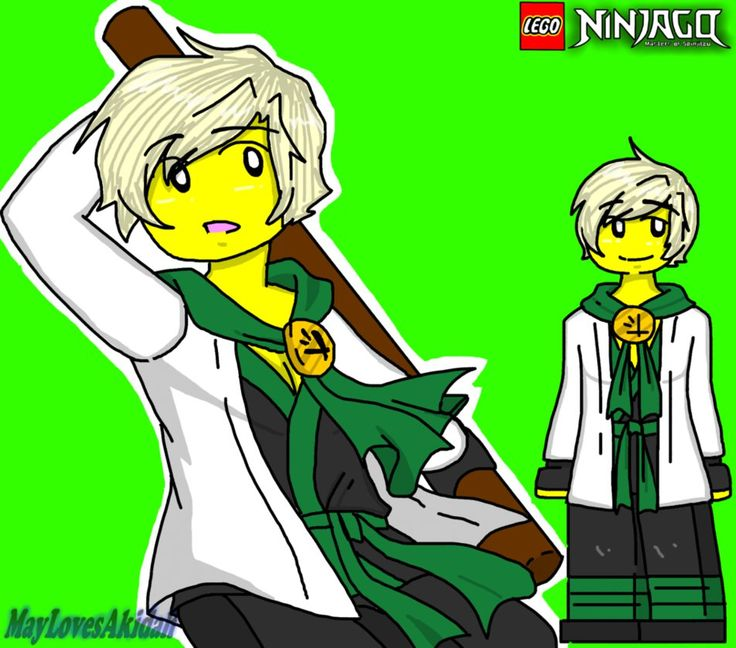 Lego Ninjago Movie Lloyd X Reader – Jerusalem House