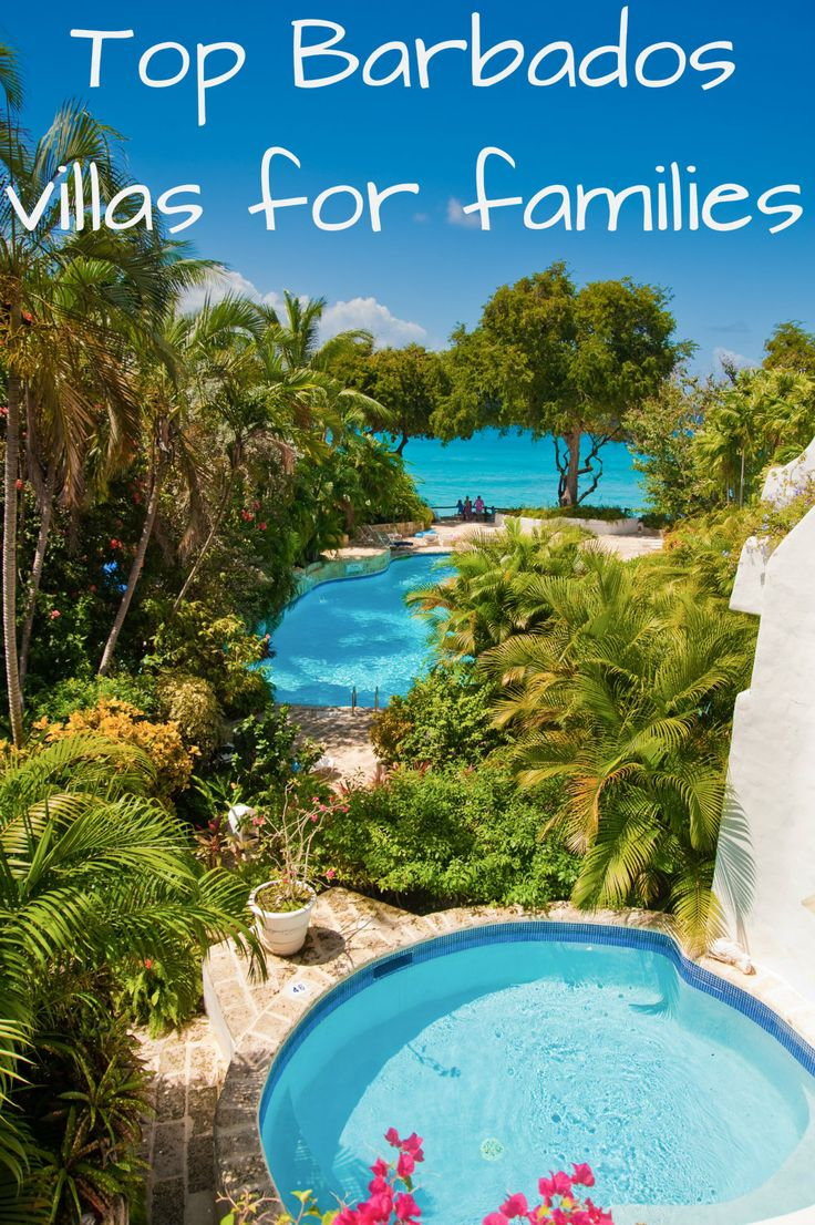 Browse our suggestions for some of the best family-friendly villas in Barbados...from cosy apartments within beachfront complexes to spacious holiday homes in exclusive communities.