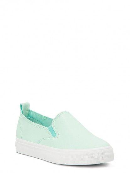 Pantofi sport de damă INIQ - verde