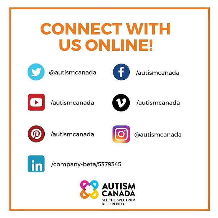 #FridayFeeling If you aren't already following @autismcanada on Facebook Twitter and LinkedIn now is the perfect time to do so. We are keeping you abreast of Disability Tax Credit coverage in the media as well as other #autism news research resources and events.